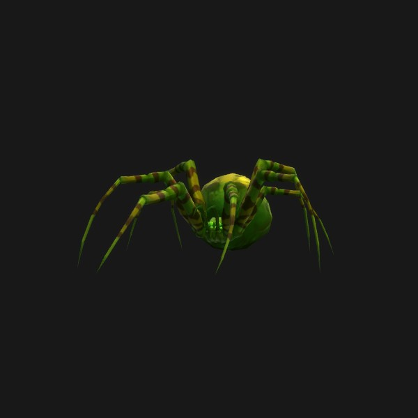 Dusk Spiderling - preview
