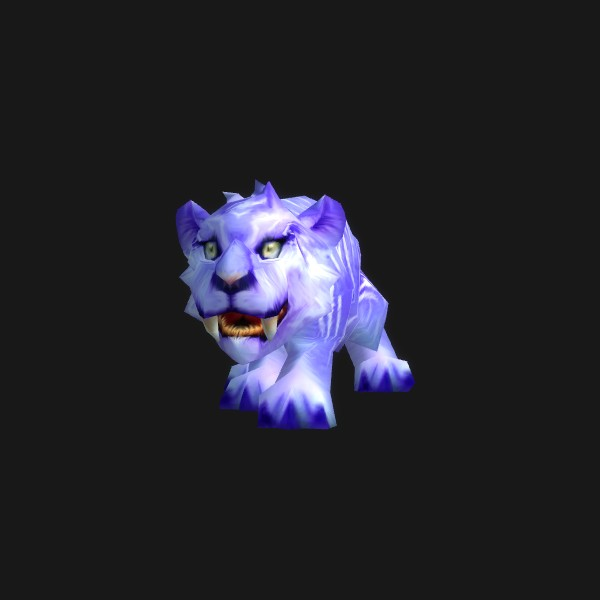 Winterspring Cub - Current price on all realms - WoW Pets  Winterspring