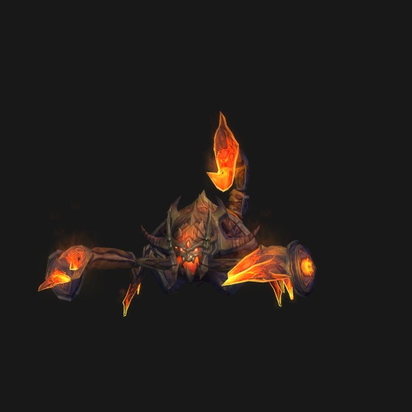 Infernal Pyreclaw - preview