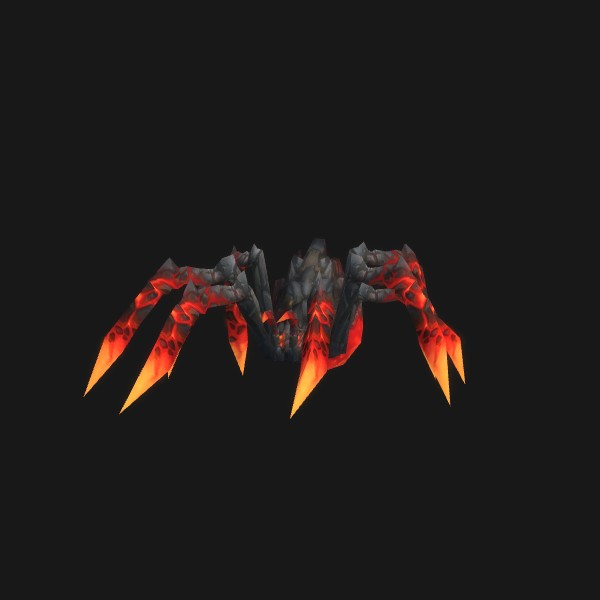 Molten Hatchling - preview