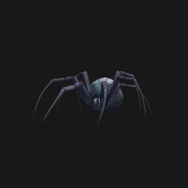 Ash Spiderling - preview