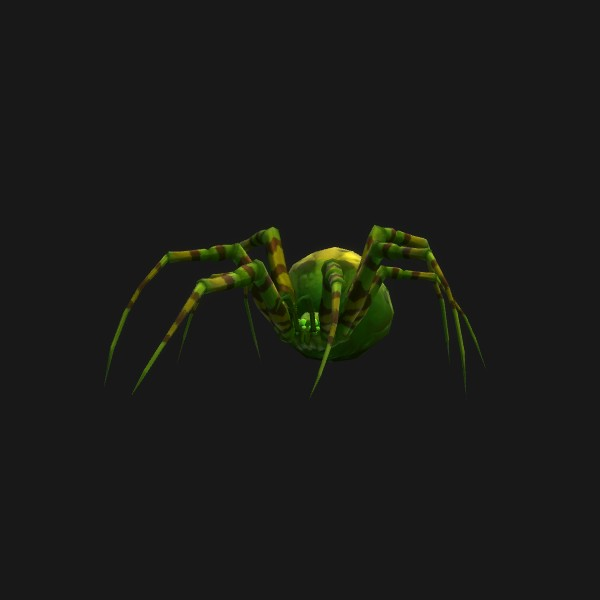 Forest Spiderling - preview