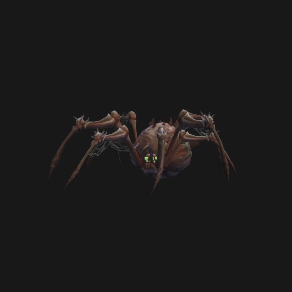 Desert Spider - preview