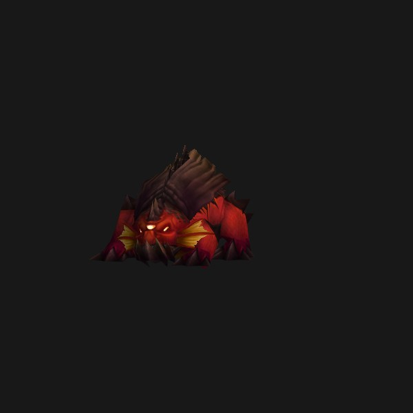 Scalded Basilisk Hatchling