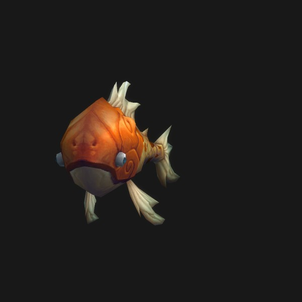 Tiny Goldfish