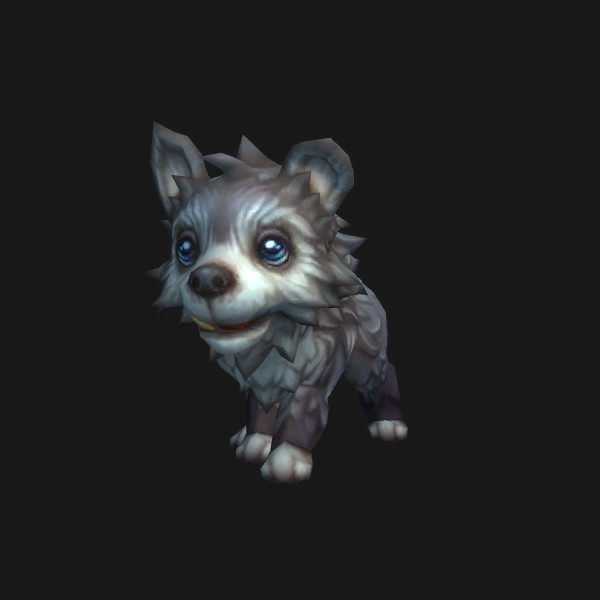 Frostwolf Ghostpup - preview