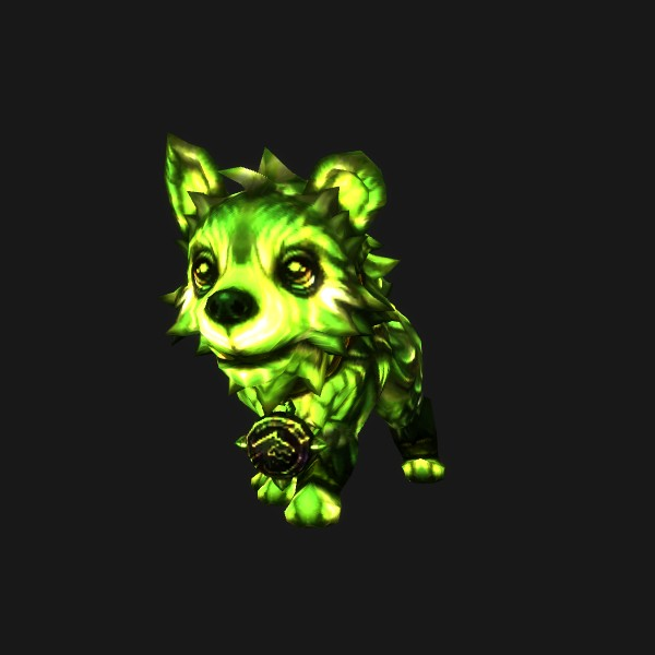 Fel Pup - preview