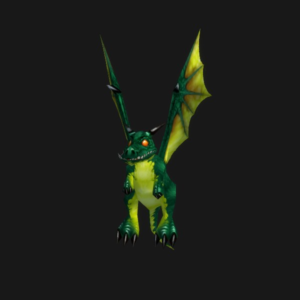 Emerald Whelpling - preview