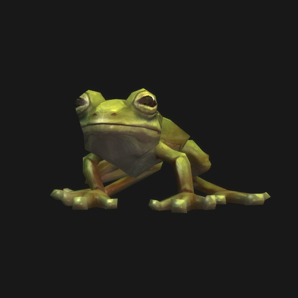 Tree Frog - preview