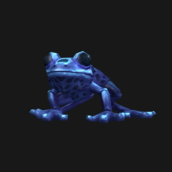 Leopard Tree Frog - preview