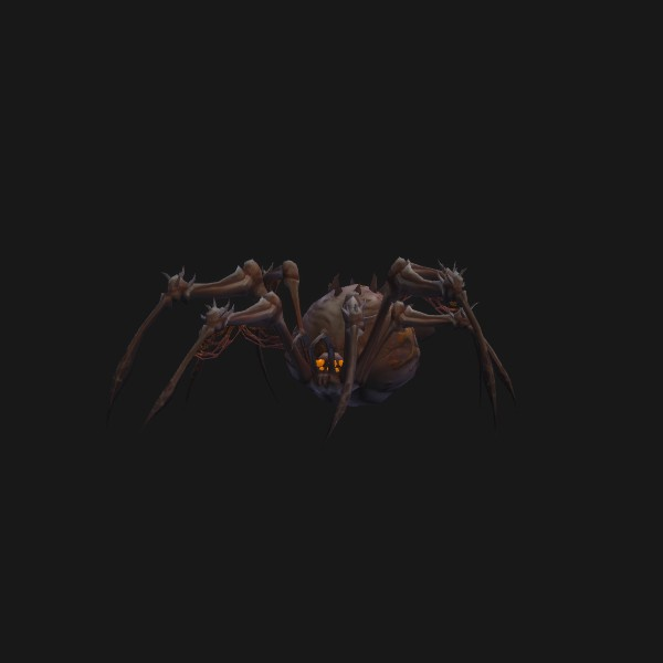 Burrow Spiderling - preview