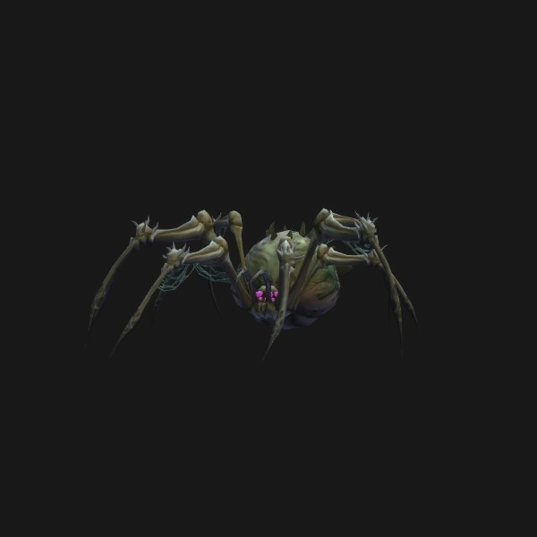 Nursery Spider - preview