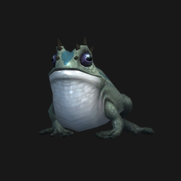 Swamp Toad