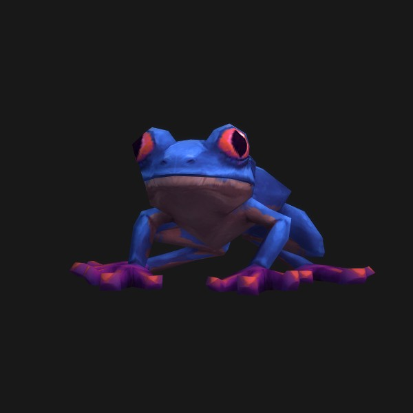 Fleeting Frog - preview