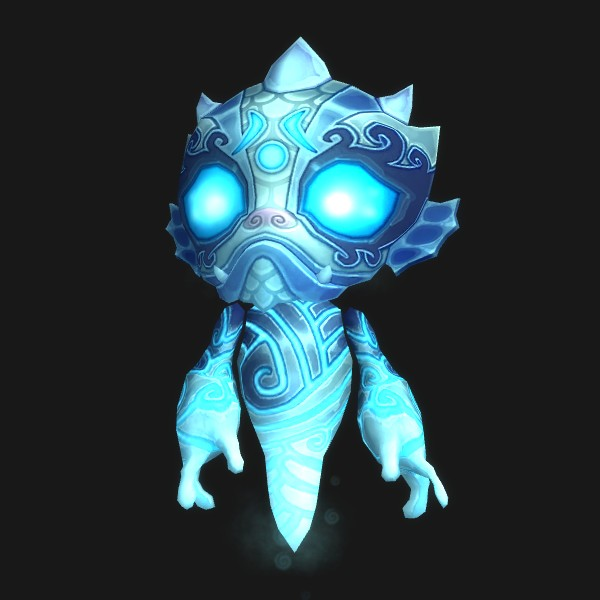 Playful Frostkin - preview