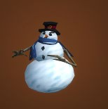 Tiny Snowman - preview